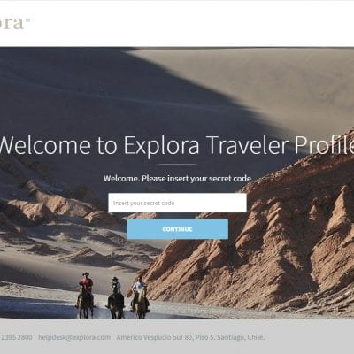 Explora Website