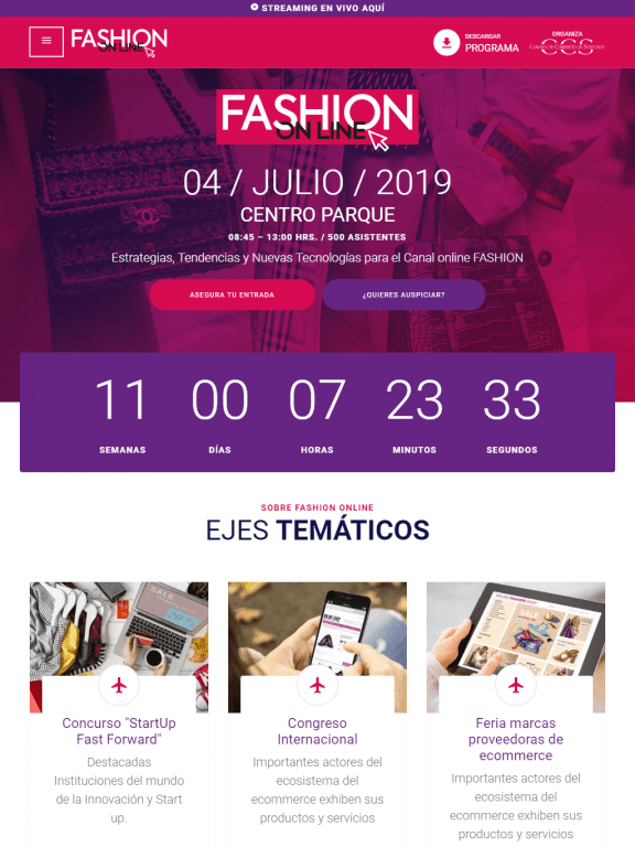 Fashion Online Tablet