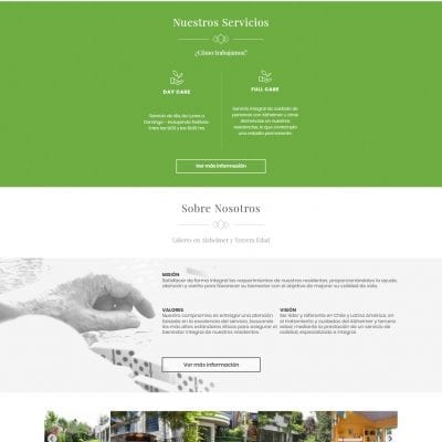 Villa Soleares Website